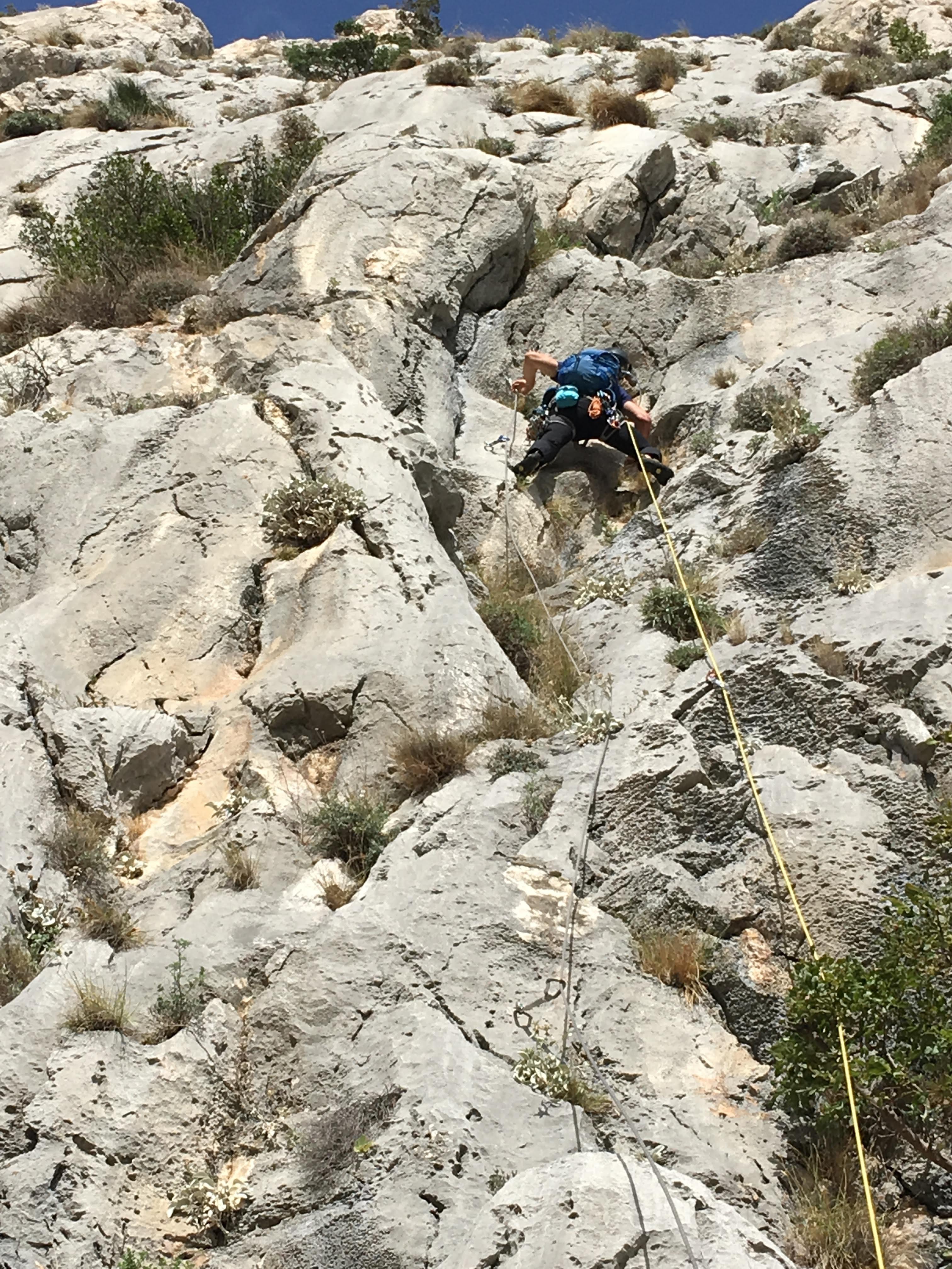 dvoboj s skalo