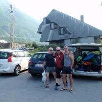 Bovec Trek Race 2012 - 03.07.2012