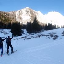 Novoletno plezanje - 03.01.2011