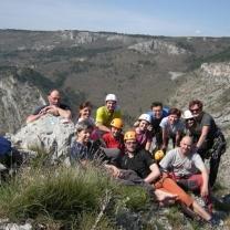 Tabor z AO Celje Matica - 08.04.2011